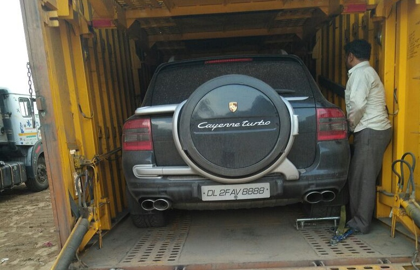 Om Trans Logistics Car Transport Service in Gurgaon