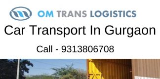 Om Trans Logistics Car Transport in Gurgaon