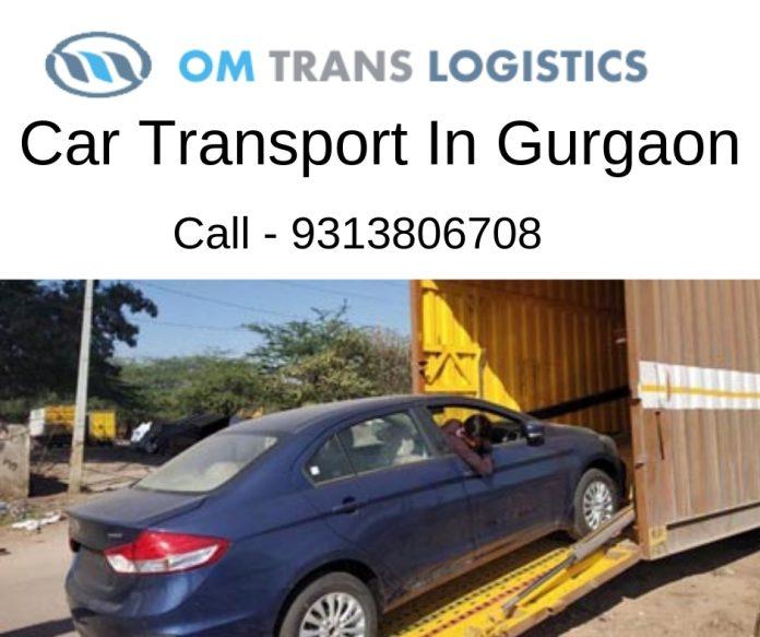 Om Trans Logistics Car Transport in Gurgaon
