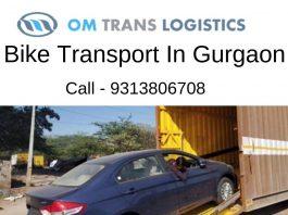 Om trans logistics Bike Transport Service in gurgaon