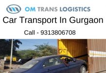 Car Transport in gurgaon