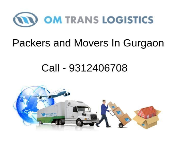 Packers and Movers in sohna road Gurgaon - Om trans logistics