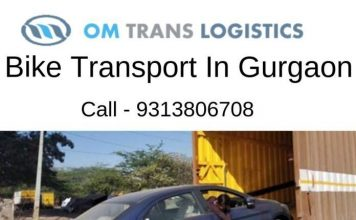 Bike Transport in Gurgaon