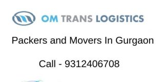 packers and movers in sector 56 Gurgaon