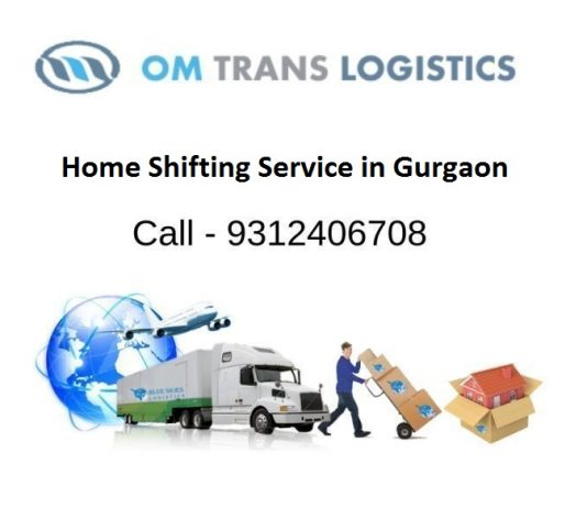 Home Shifting Service in Gurgaon